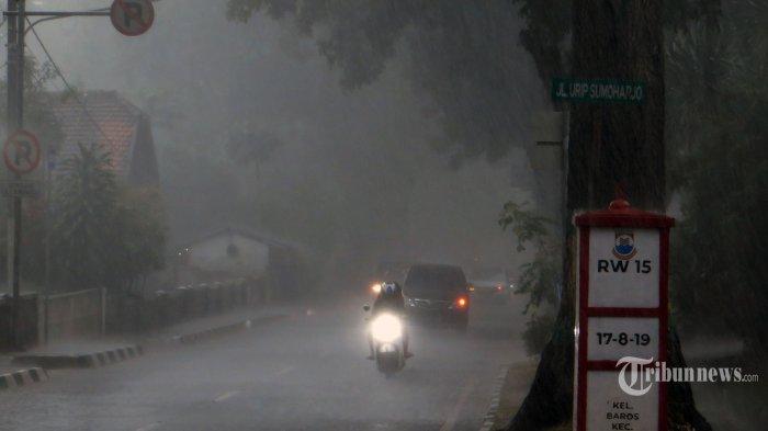 Info BMKG: Peringatan Dini Selasa, 23 Maret 2021, Waspada Cuaca Ekstrem di 29 Wilayah Indonesia