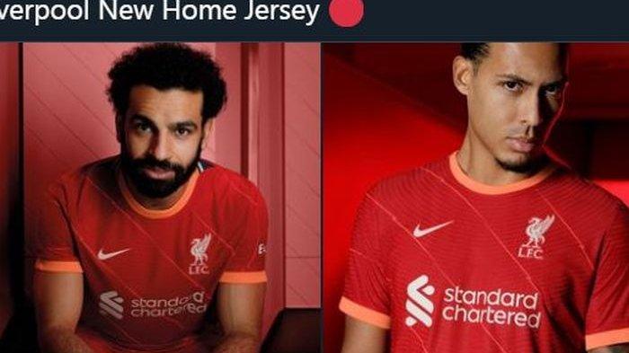 Jersey Baru Liverpool Dicela Habis-habisan Suporter Sendiri, Apa Sebab?
