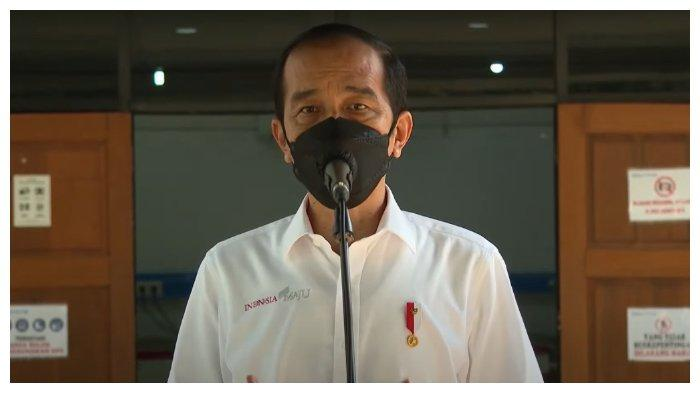 Atas Nama Pribadi dan Pemerintah, Jokowi Sampaikan Duka Cita kepada Korban Covid-19