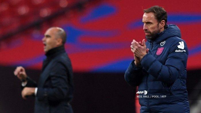 Gareth Southgate Pemecah Kutukan Inggris di Euro 2021, Penebus Dosa Sam Allardyce